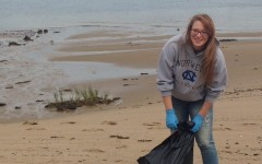 International Coastal Cleanup- What's Littering Freddy Beach?