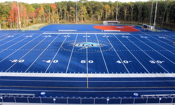 UNE Football Prepares For Kickoff In A Hopeful 2021
